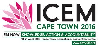I the international conference on emergency medicine 18 - 21 April 2016 Cape Town International Convention Center